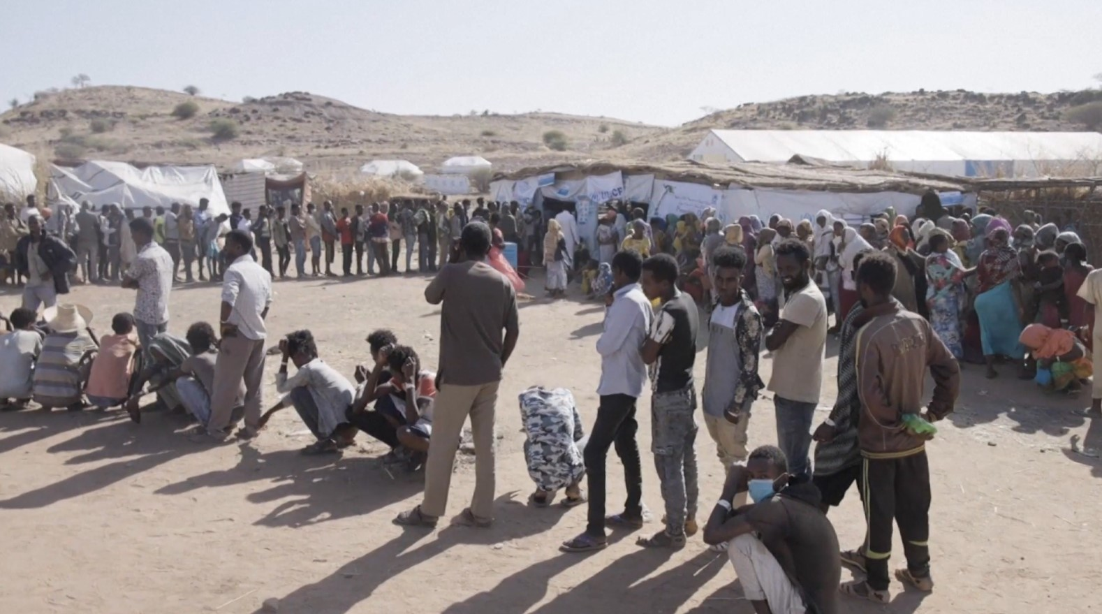 Ethiopian Government and UN strike deal for 'unimpeded' humanitarian access in Tigray