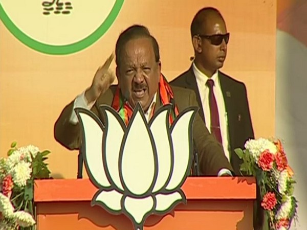Union government did works of around Rs 1.25 L Cr in Delhi: Dr Harsh Vardhan