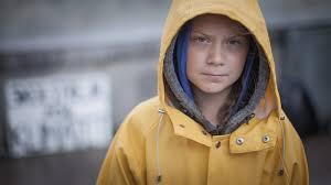 Tax breaks for fossil fuels 'a disgrace,' Greta Thunberg tells U.S. Congress
