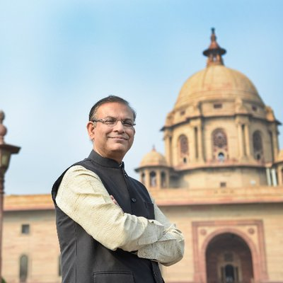 Covid crisis a trailer of what might happen due to climate change: Jayant Sinha