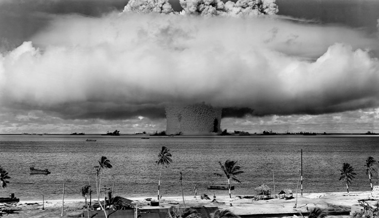 Nuclear testing legacy is 'cruellest' environmental injustice, warns rights expert