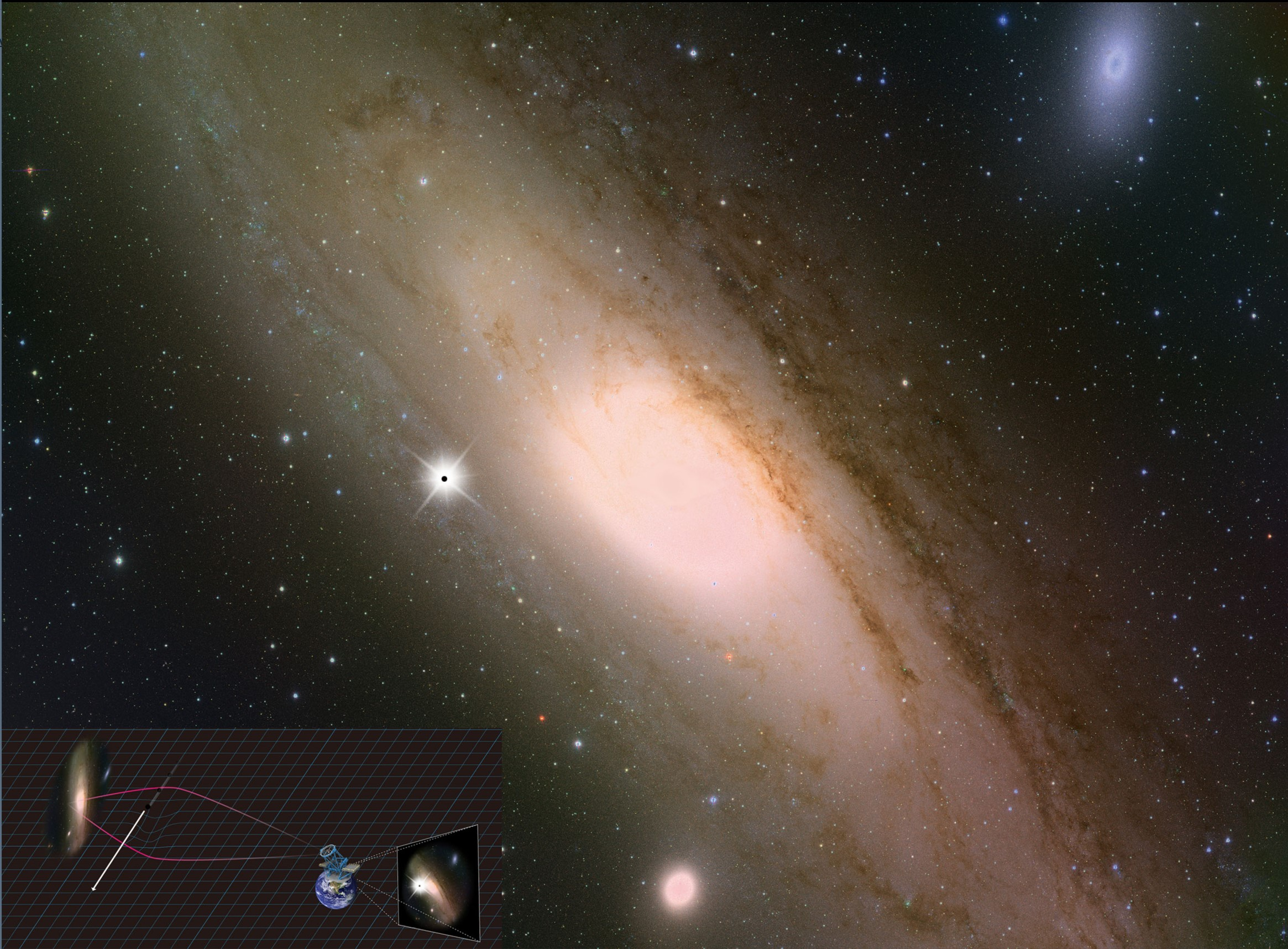 Horizon Telescope results are out, world to see first ever black hole images