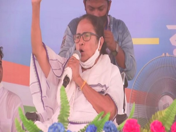 BJP playing divisive politics along with AIMIM, ISF in West Bengal, says Mamata