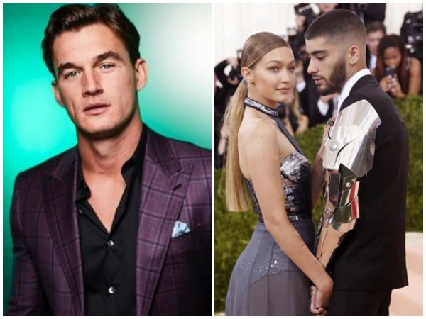 Tyler Cameron says ex-girlfriend Gigi Hadid will 'be an incredible mother'