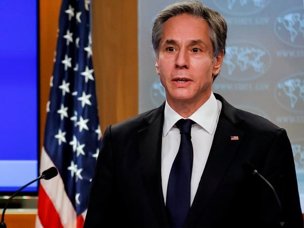 U.S. supports Ukraine against 'reckless' Russian moves - Blinken