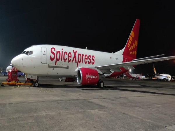 SpiceJet's freighter arm airlifts 3,100 oxygen concentrators from Beijing