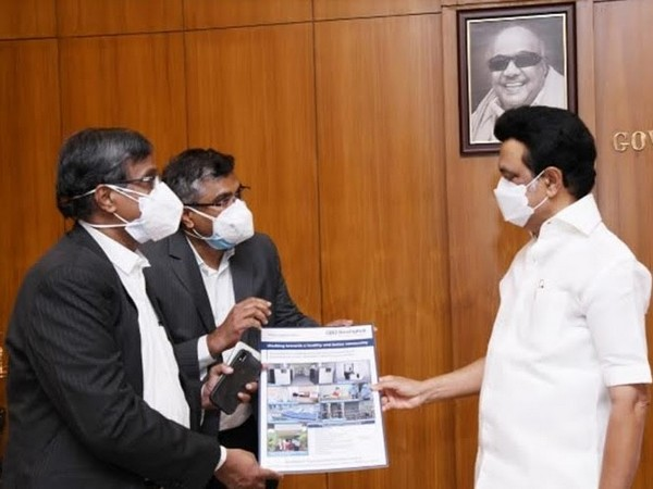 Bonfiglioli donates Rs. 2.80 crore worth COVID-19 medical equipment and essentials to government hospitals in Chennai and Pune