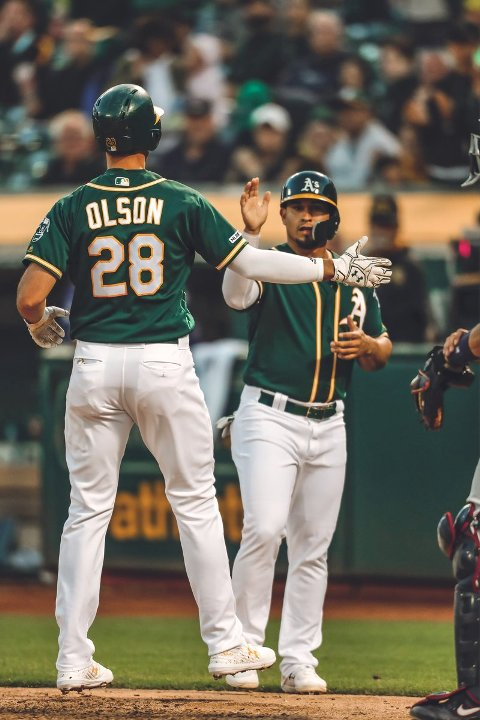 A's rout White Sox after big first inning