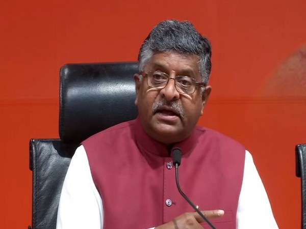 Prasad slams opposition for questioning EVMs, urges to discuss One Nation, One Election