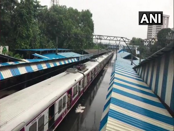 Odisha rains: Movement of trains affected as water submerges rail tracks