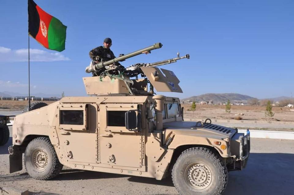 UPDATE 1-Taliban kill 14 pro-government militia in Afghanistan - officials