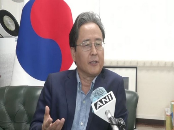 Happy to see end of Ayodhya conflict: South Korean Envoy