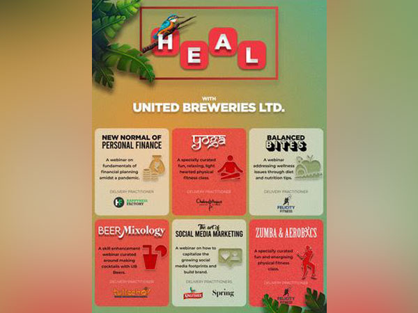 United Breweries Limited undertakes the HEAL Campaign