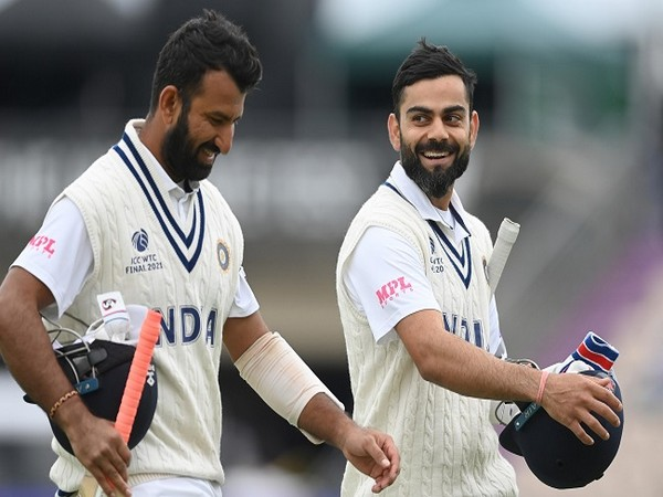 Eng vs Ind: Pujara doesn't care about criticism around him, says Kohli