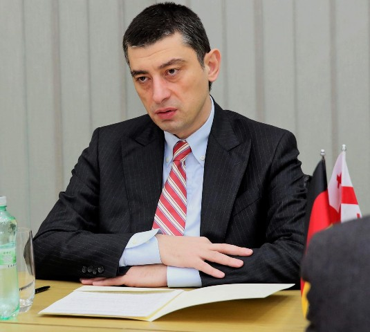 Georgia's prime minister resigns, opposition calls for early elections