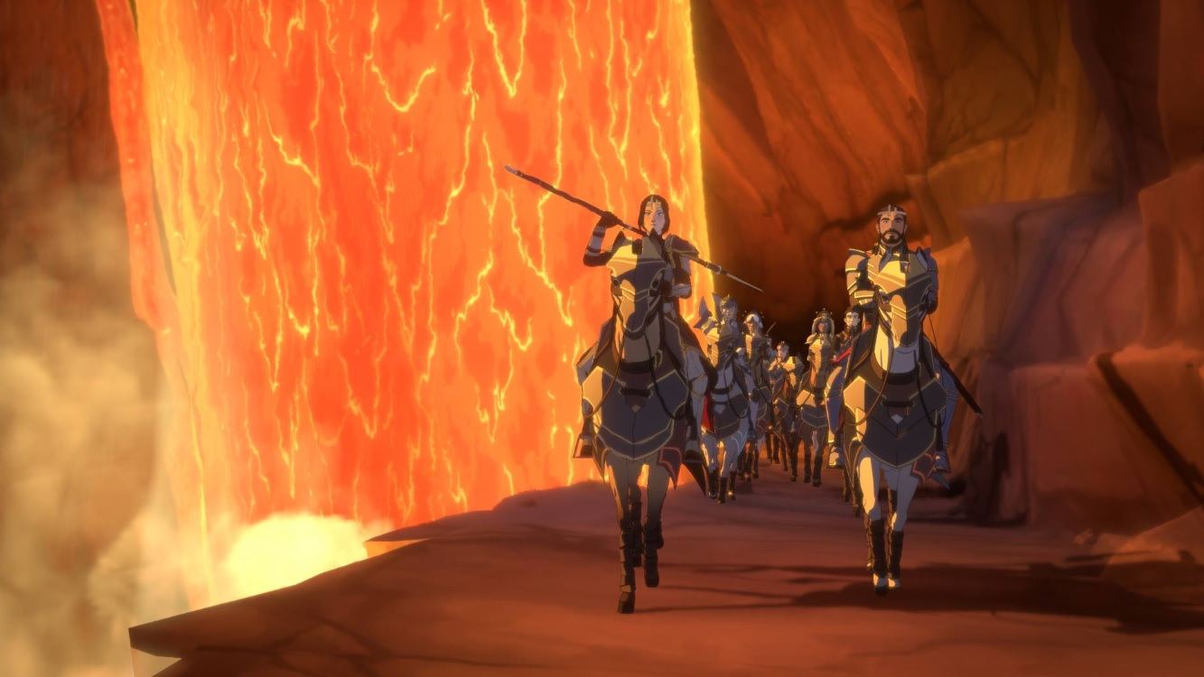 The Dragon Prince Season 4 on expansion of Xadia & its kingdom, get other updates
