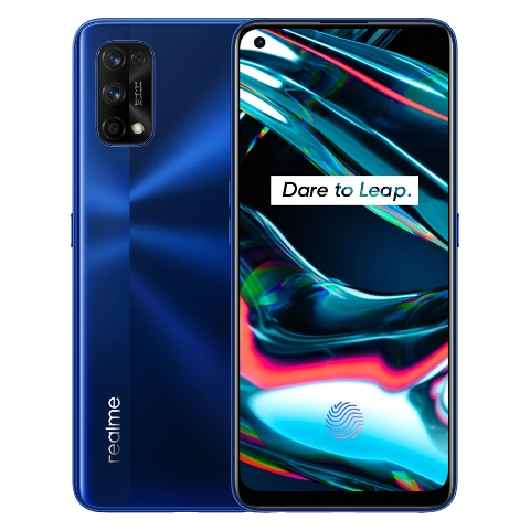 October 2020 update rolling out to Realme 7 Pro