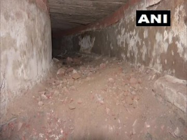 Tunnel reaching Red Fort discovered at Delhi Legislative Assembly