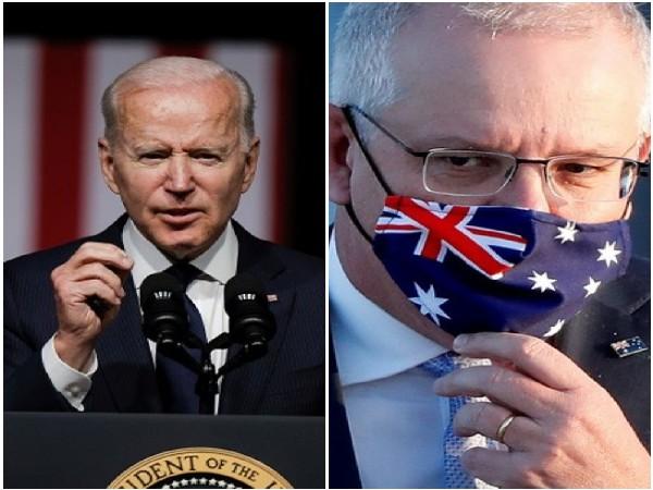 Biden speaks with Australian PM Morrison, discusses Afghanistan, Quad