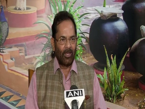 Naqvi terms Akhilesh Yadav's remark on winning 400 seats in UP polls as 'fantasy'