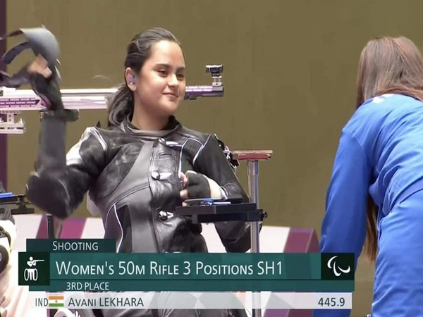 Not satisfied, could've done better: Lekhara after becoming 1st Indian woman with 2 Paralympic medals