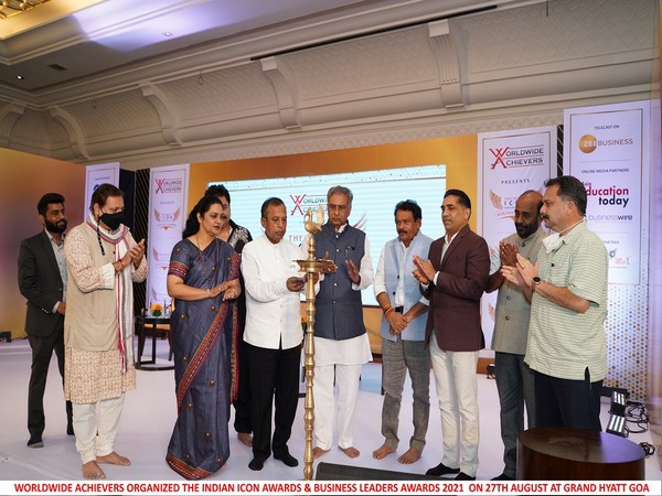 Worldwide Achievers felicitated Winners of Indian Icon Awards & Business Leaders' Summit & Awards 2021