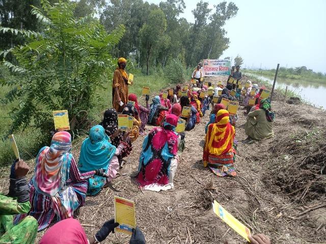 States/UTs conducts Entitlement Awareness Week under Mahatma Gandhi NREG Act