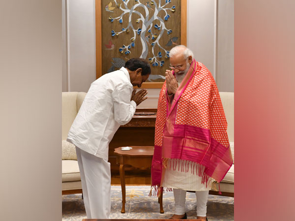 PM Modi assures KCR of land allotment for construction of 'Telangana Bhavan' in Delhi