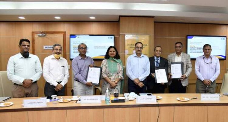 NeGD signs MoU with National Law University Delhi and NLIU Bhopal