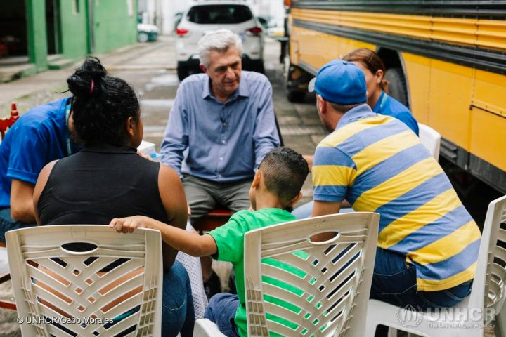 Mexican refugees start businesses through innovative scheme: UNHCR chief