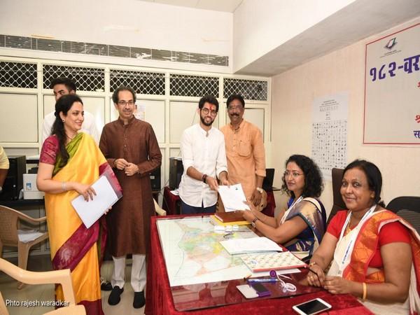 Maharashtra polls: Aaditya Thackeray files nomination from Worli