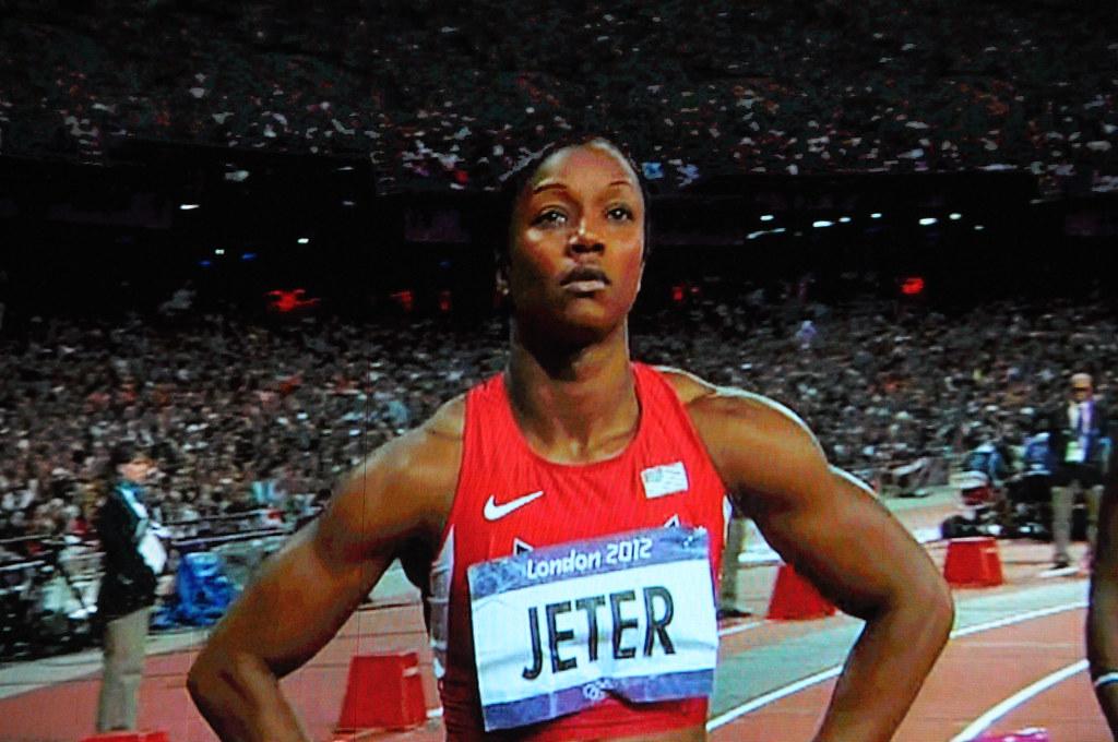 Olympic medallist Carmelita Jeter becomes ADHM's international event ambassador