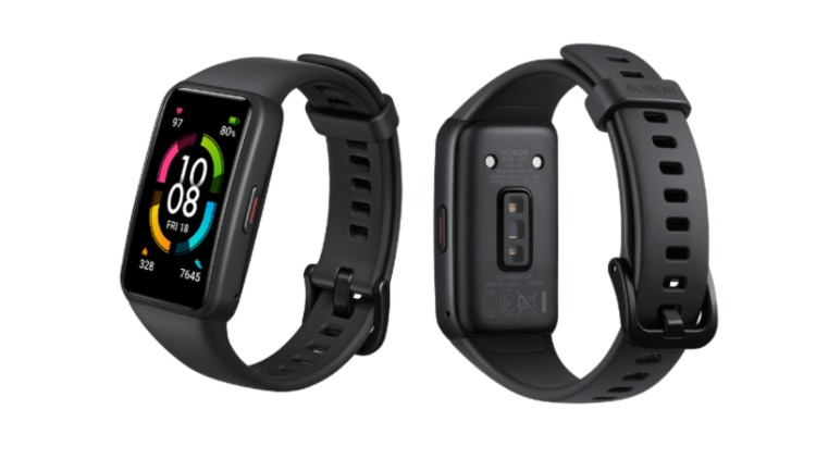 """Honor Band 6 with 1.47"""" AMOLED display, 14 days battery life launched"""