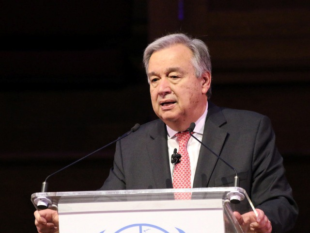 UN chief applauds Mozambique govt and opposition to finalize peace process