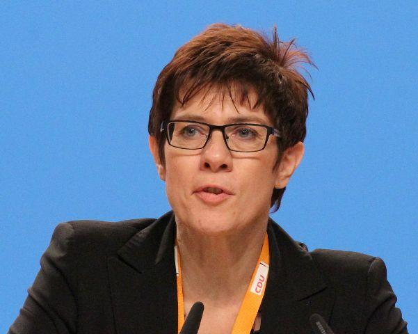 CDU gets new face after 18 yr as Kramp Karrenbauer replaces Merkel
