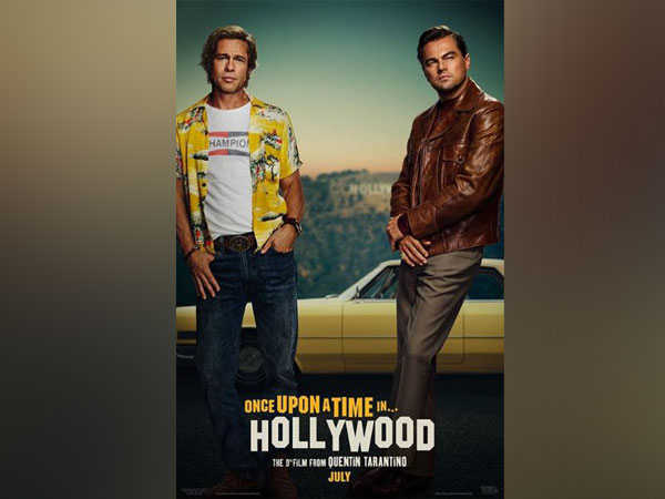 'Once Upon a Time in Hollywood' to get best ensemble cast award at Capri Film Festival