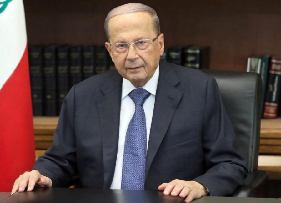 Lebanon's president pledges to revive forensic audit of central bank
