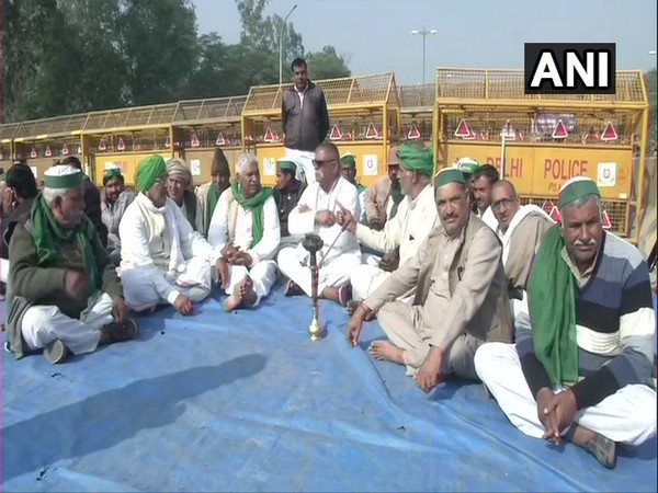 Traffic on Delhi border areas affected as farmers' protest enters eighth day