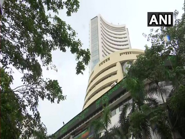 Equity indices open in the green, Sensex up by 193 points