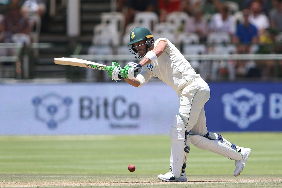 UPDATE 1-Cricket-South Africa ride luck to build 104-run lead v Pakistan