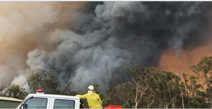Australia declares all-out war against bushfires, deploys Army, Navy and Air Force