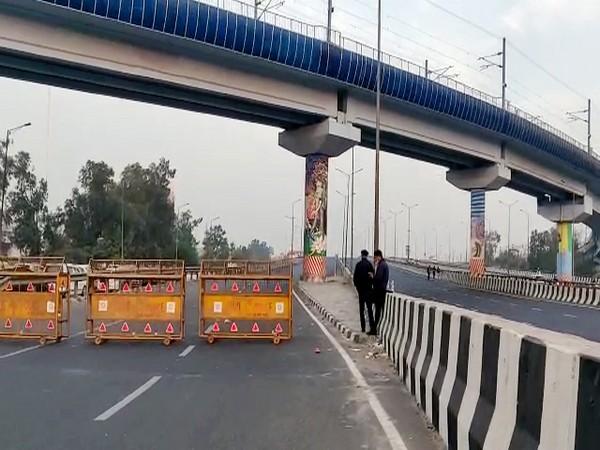 Chilla, Ghazipur borders closed due to farmers' protest: Delhi Traffic Police
