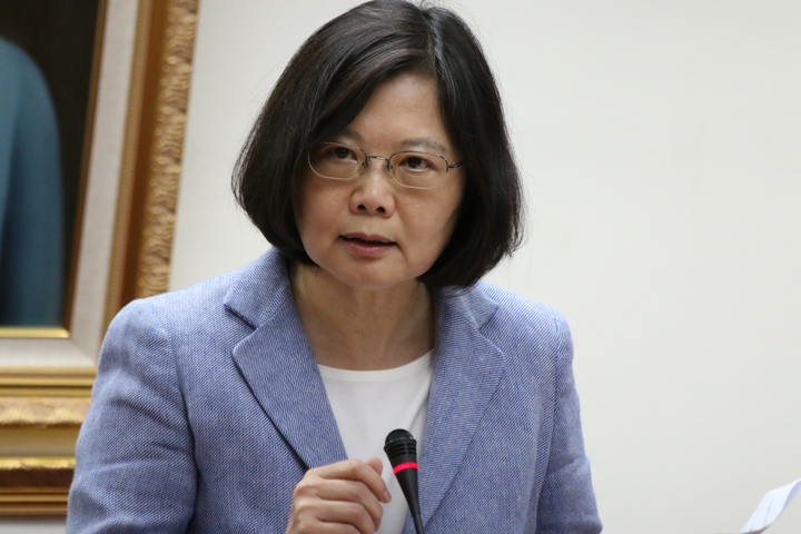 Taiwanese president shores up support in crisis-hit Haiti