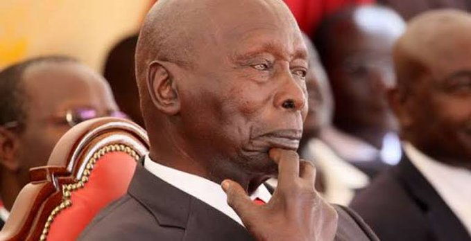 OBITUARY-Moi, Kenyan strongman who presided over rampant graft, dies