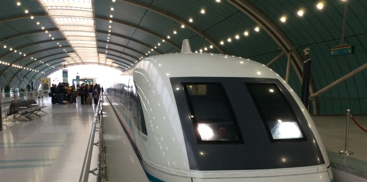 Science News Roundup: NASA encourages the use of commercial companies for space -White House; China unveils 600 kph maglev train - state media and more