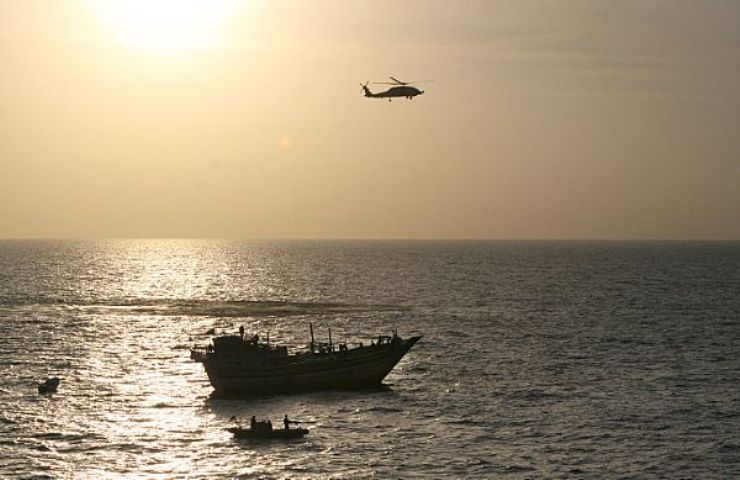 Australia tracks Chinese warship headed towards U.S.-Australia war games