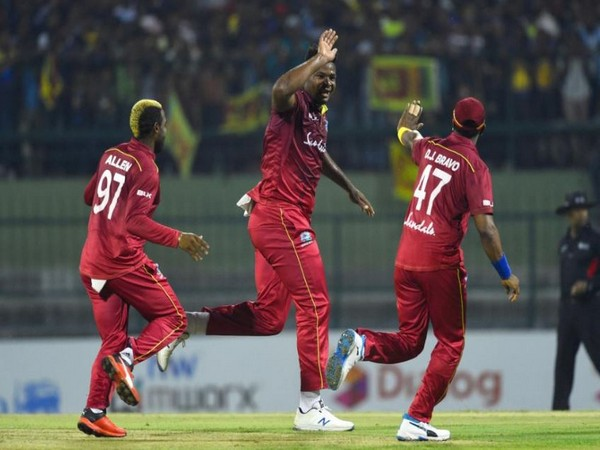 West Indies defeat Sri Lanka by 25 runs in first T20I