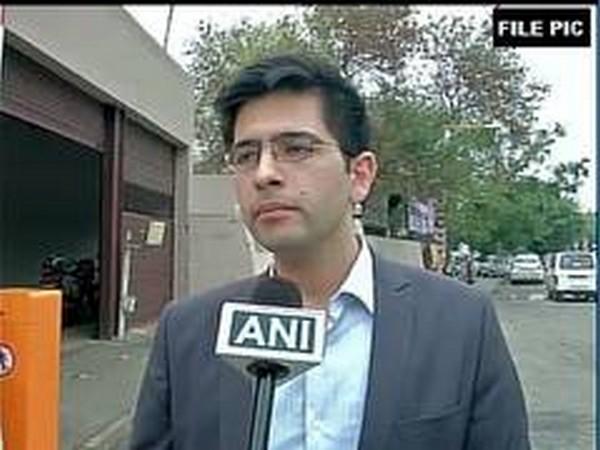 DJB staff to contribute one day's salary to CM Relief Fund to fight coronavirus: Raghav Chadha