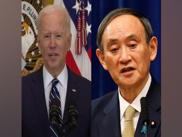 China's growing assertiveness on Taiwan to be key point in Suga-Biden talks