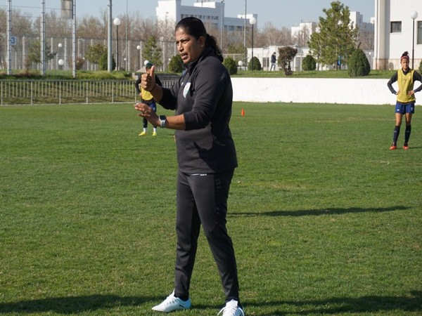 Girls 'going all-out' in preparation for Uzbekistan encounter: Maymol Rocky